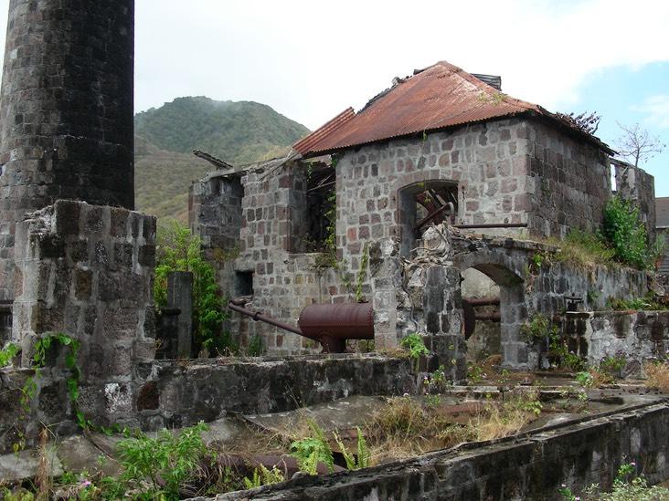 zuckermühle saint kitts